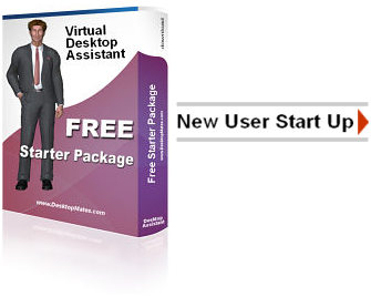 Free New User Start Up