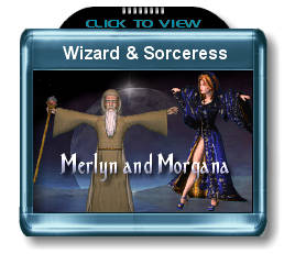 Wizards & Sorceress Gallery